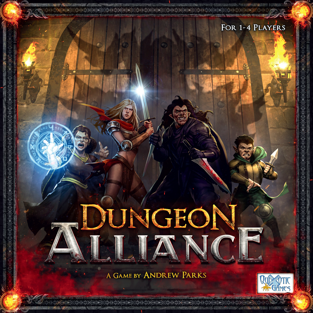 Dungeon Alliance (T.O.S.) -  Quixotic Games