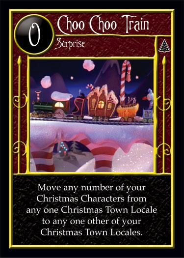 The Nightmare Before Christmas TCG