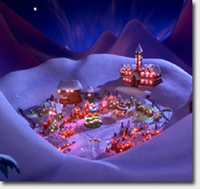 the christmas town expansion will include 130 new cards and adds a whole new layer of strategy to the nightmare before christmas tcg